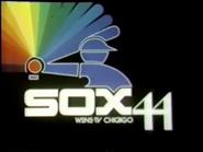 Rainbow White Sox WSNS Logo