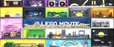 The Lego Movie title card