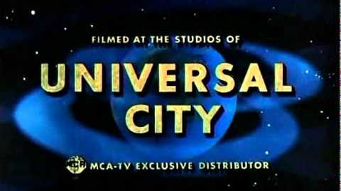 "Universal Television Logo (1964) ""Color Version"""