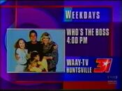 WAAY-TV 31 America's Watching ID 1990