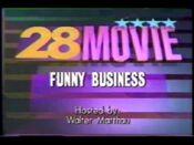 WFTS 28 Movie Intro 1991