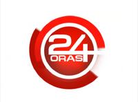 24 Oras Alternate Logo Animation (2015)