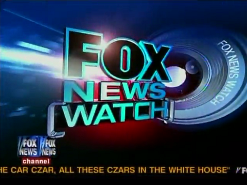 Fox News Watch