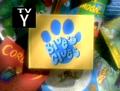 Noggin TVY Blue's Clues 2003