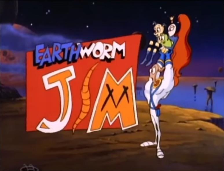 Earthworm Jim (cartoon)