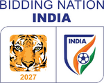 AFC Asian Cup 2027 Bid Logo (India)