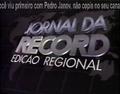 Edição Regional