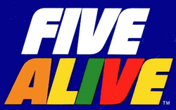 Five alive-1978.png
