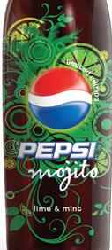 Pepsi Mojito