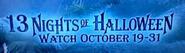 Abc family 13 nights of halloween credits 2014