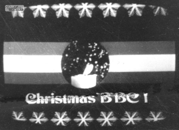 BBC One/Christmas Idents