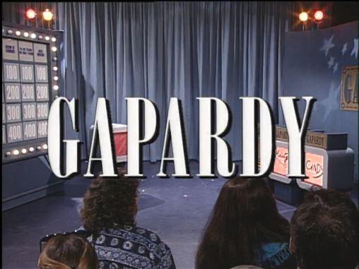 Gapardy
