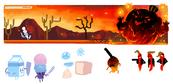 Google Wilbur Scoville's 151st Birthday (Storyboard)