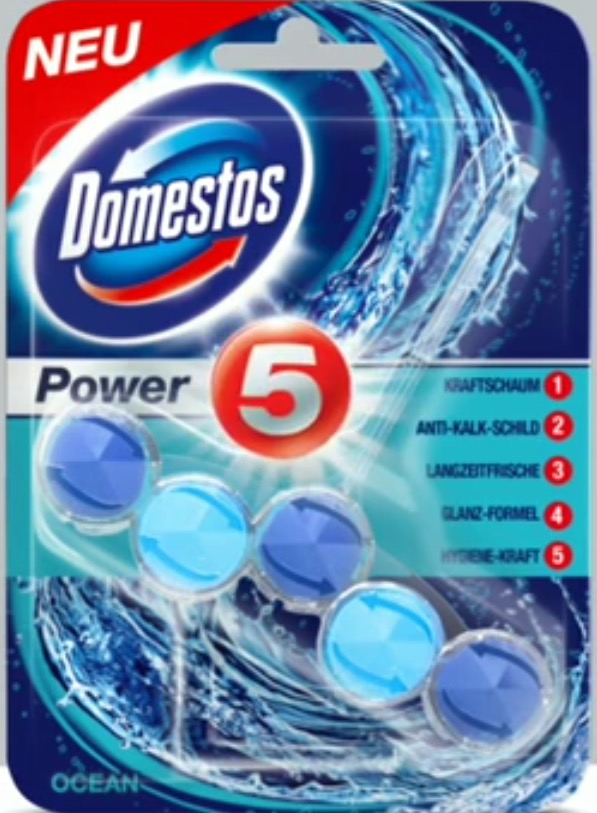 Domestos Power 5