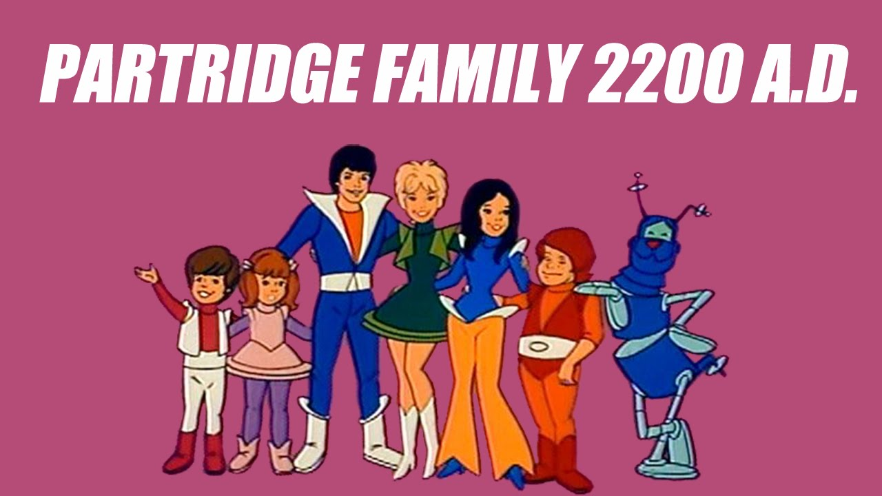 Partridge Family 2200 A.D