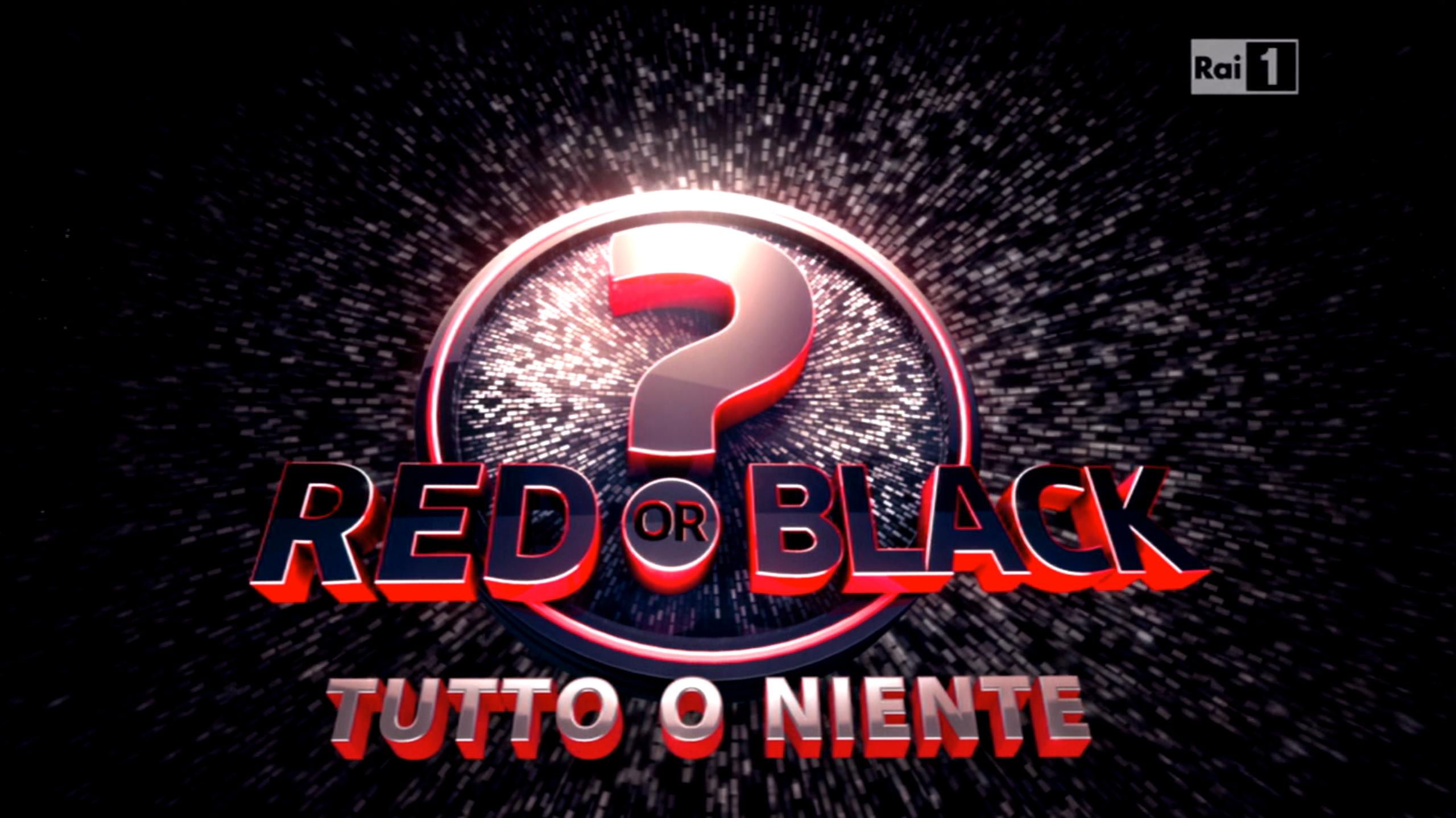 Red or Black? - Tutto o Niente
