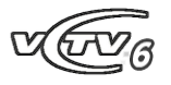 VCTV6 logo (from 2008) remake by TN Archive