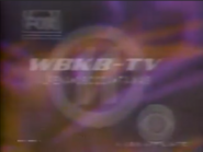 WBKB-TV 11 1994 CBS FOX