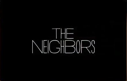 The Neighbors (2012)
