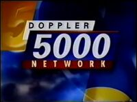 WEWS Logo 1998 d Doppler 5000 Network