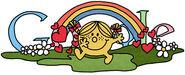 76th Birthday of Roger Hargreaves Little Miss Sunshine (09.05.11)