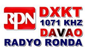RPN Radyo Ronda DXKT 1071 Davao.jpg