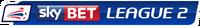 Sky Bet League Two logo