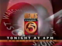 WEWS NewsChannel 5 1996 Tonight at 6PM