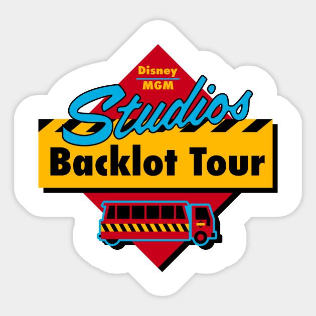 Studio Backlot Tour
