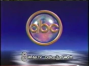 ABC-TV's Video ID With WFAA-TV Dallas-Fort Worth Byline From Late 1986