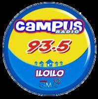Campus Radio 93.5 Iloilo Logo 2011.png