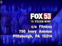 Fox 1997 fitness
