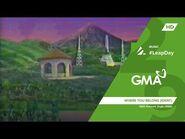 GMA Network - Where You Belong (Ident) - TV Jingle (1988)