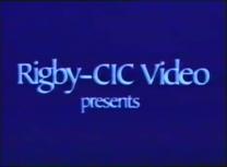 Rigby-CIC (Taft) Video