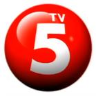 TV5 3D Logo (Christmas 2010)