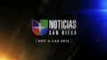 Kbnt noticias univision san diego 6pm package 2010