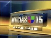 Kinc noticias univision 15 6pm package 2006