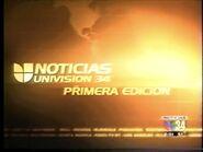Kmex noticias univision 34 primera edicion package 2004