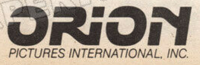 Orion Pictures International, Inc.