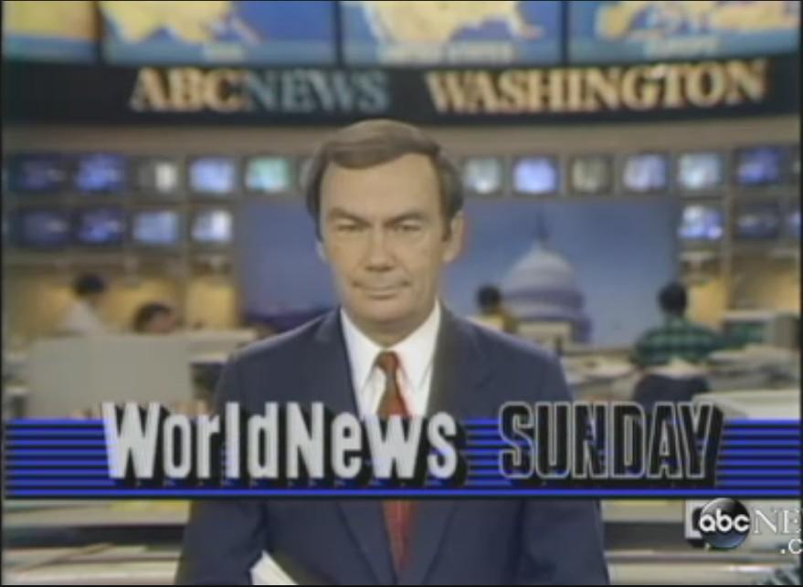 ABC World News Tonight/Weekend Edition
