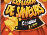 Goldfish Flavor Blasted (French)