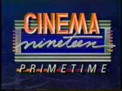 WOIO Cinema Nineteen Primetime 1985