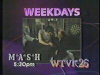 WTVK MASH 88 Promo