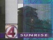Wdaf news sunrise 1994a