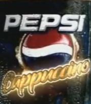 Pepsi Capuchino