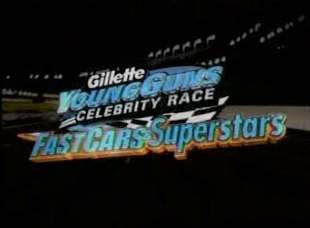 Fast Cars & Superstars: The Gillete Young Guns Celebrity Race