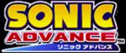 Sonic Advance US combo pack logo