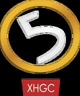 Xhgc canal 5 logo 1993 by ncontreras207-d7mecbg