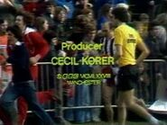 BBC Its A Knockout End Board 1978