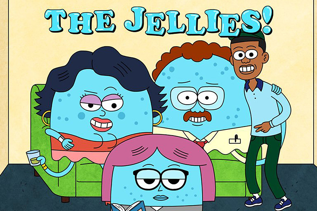 The Jellies!